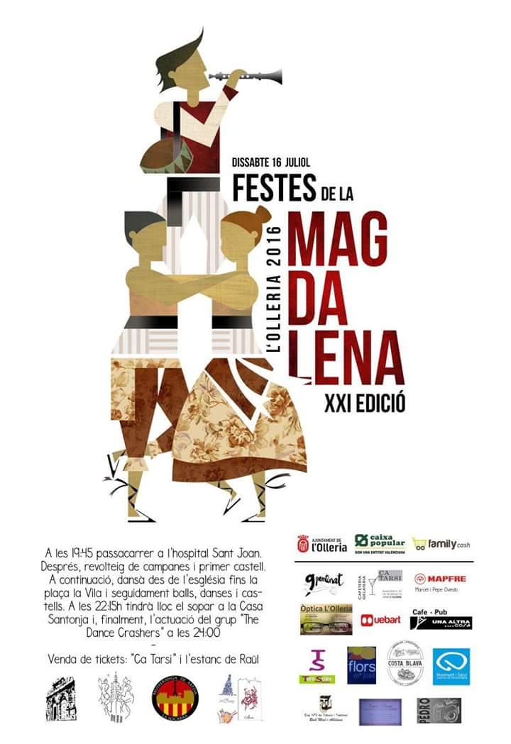Vint anys de Muixeranga-magdalena-olleria