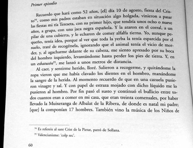 Albalat tenia Muixeranga Josep Lozano Sollana Alginet