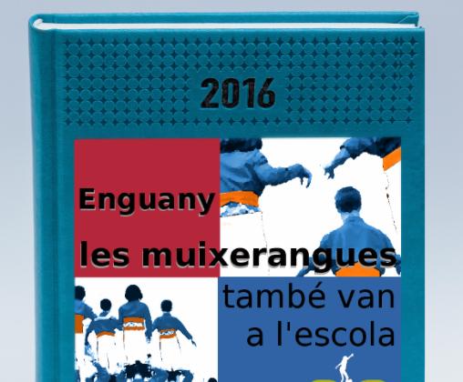 La Muixeranga en les escoles-Alginet