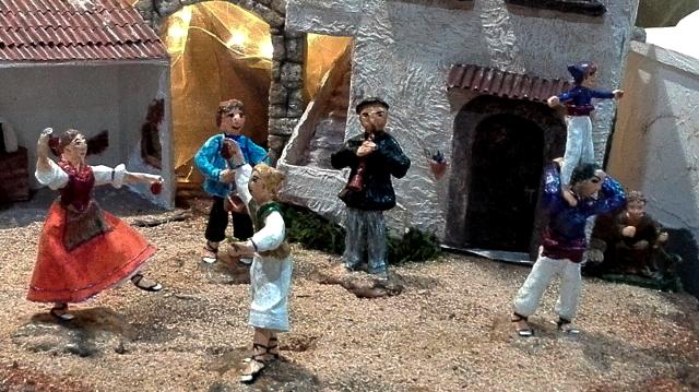 Muixeranga de la Safor al Betlem de Benirredrà